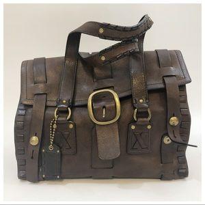Vintage Coach Leather Large Purse Style 11375